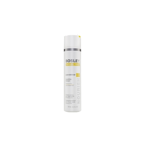 BOSdefense Shampoo Yellow