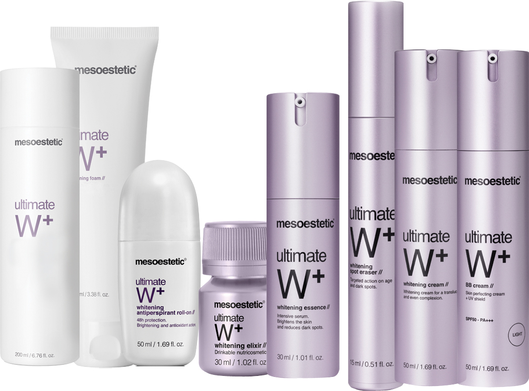 mesoestetic Ultimate W+
